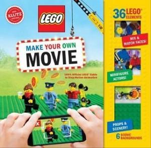 KLUTZ: LEGO: MAKE YOUR OWN MOVIE