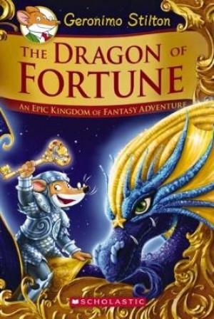 GS THE KINGDOM OF FANTASY SPECIAL EDITION  02: THE DRAGON OF FORTUNE (HC)