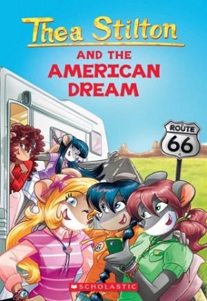 Thea Stilton #33: Thea Stilton & American Dream