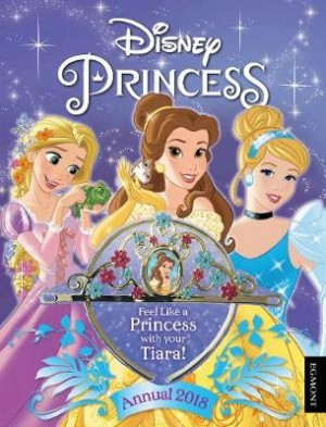 Disney Princess Annual 2018