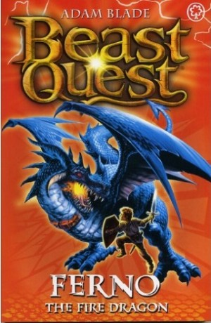 P-BEAST QUEST SERIES 1 (1):FEMO THE FIRE DRAGON
