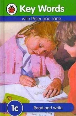 LADYBIRD KEY WORDS 1C: READ AND WRITE