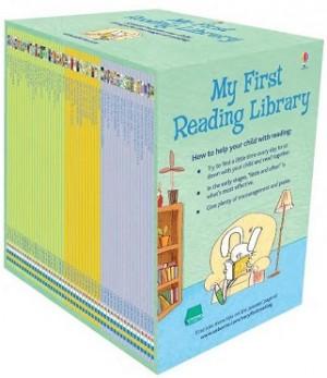 C-USBORNE FIRST LIBRARY 50 BOOKS