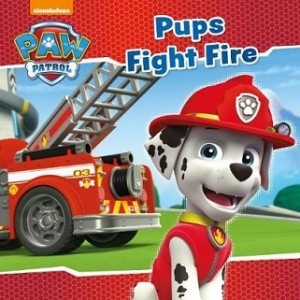 Nickelodeon PAW Patrol Pups Fight Fire