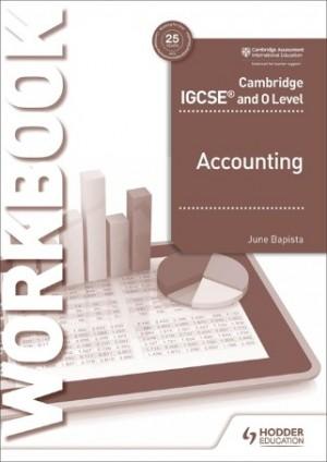 Cambridge IGCSE and O Level Accounting Workbook
