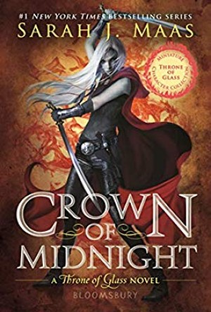 THRONE OF GLASS #02: CROWN OF MIDNIGHT