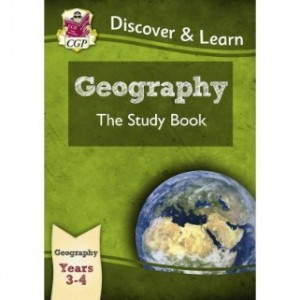 KS2 Year 3 & 4 Discover & Learn: Geography Study Book