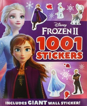 DISNEY FROZEN 2 1001 STICKERS