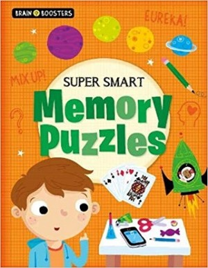 BRAIN BOOSTER: SUPERSMART MEMORY PUZZLES