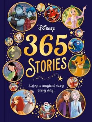 DISNEY 365 STORIES TREASURY