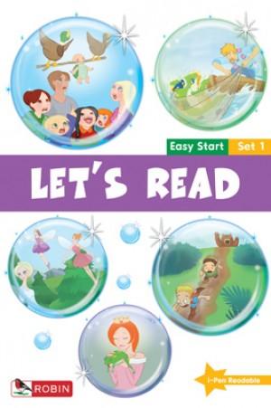 LET'S READ SET 1 (BK1-5) 2ND ED