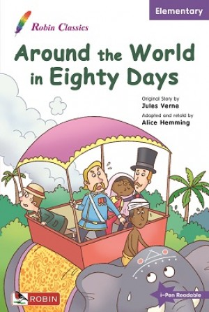 Robin Classics Set 2: Round the World in Eighty Days