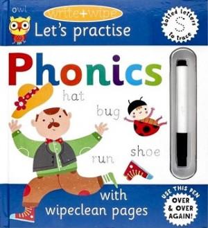 C-WRITE & WIPE PHONICS