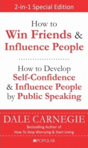 CARNEGIE 2-IN-1: HOW TO WIN FRIENDS & SELF-CONFIDENCE