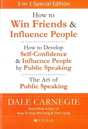 DALE CARNEGIE 3-IN-1: WIN FRIENDS, SELF-CONFIDENCE & PUBLIC SPEAKING