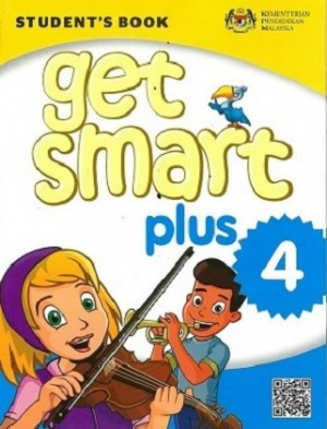 TAHUN 4 GET SMART PLUS 4 STUDENT'S BOOK SJK&SK