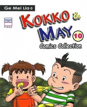 GE MEI LIA-KOKKO & MAY 10 (COMIC COLLECTION)