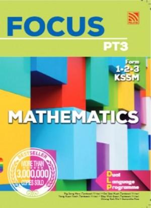 FOCUS PT3 MATHEMATICS