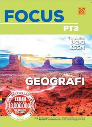 FOCUS PT3 GEOGRAFI
