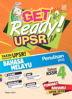 Tahun 4 Get Ready! UPSR Bahasa Melayu (Penulisan)