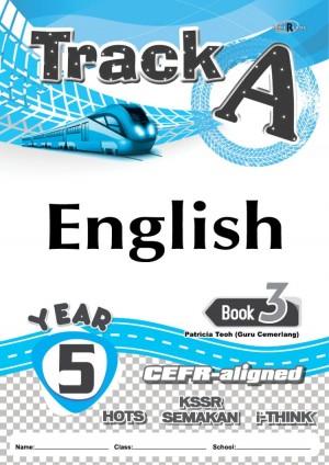 Tahun 5 Track A English Book 3