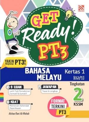TINGKATAN 2 GET READY! PT3 BAHASA MELAYU(KERTAS 1)