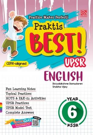Tahun 6 Praktis BEST! UPSR English