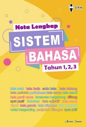 Tahun 1-3 Nota Lengkap Sistem Bahasa Bahasa Melayu (Tahap 1)
