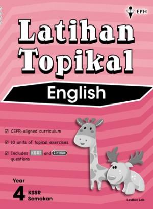 Tahun 4 Latihan Topikal English