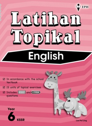 Tahun 6 Latihan Topikal English