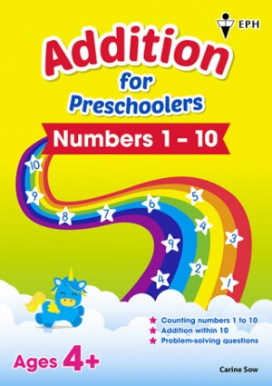 Addition for Preschoolers - Numbers 1-10