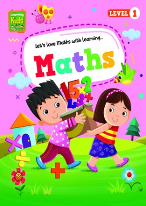 LET'S LOVE MATHS WITH LEARNING LEVEL 1