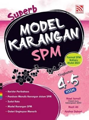 SUPERB Model Penulisan SPM