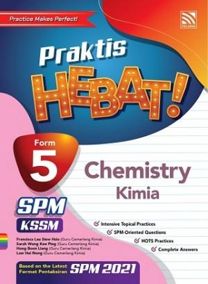 TINGKATAN 5 PRAKTIS HEBAT! SPM CHEMISTRY