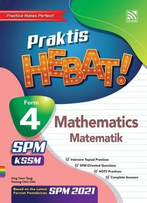TINGKATAN 4 PRAKTIS HEBAT! SPM MATHEMATICS
