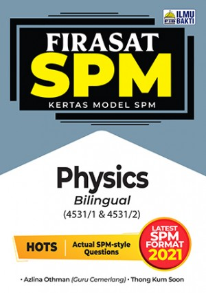 FIRASAT SPM KERTAS MODEL SPM PHYSICS(BILINGUAL)