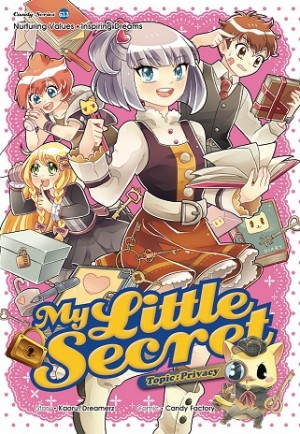 CANDY SERIES 13: MY LITTLE SECRET: PRIVACY