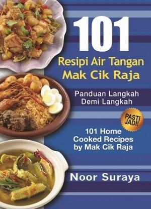 101 RESIPI AIR TANGAN MAK CIK RAJA