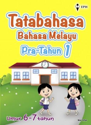 Pra-Tahun 1 Tatabahasa Bahasa Melayu