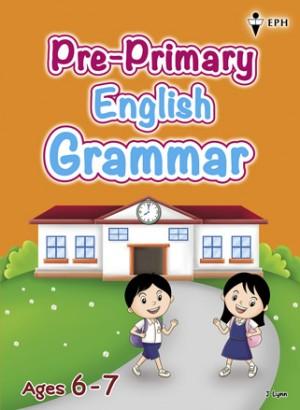 Pre-Primary English Grammar
