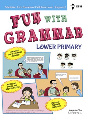 Lower Primary Fun with Grammar