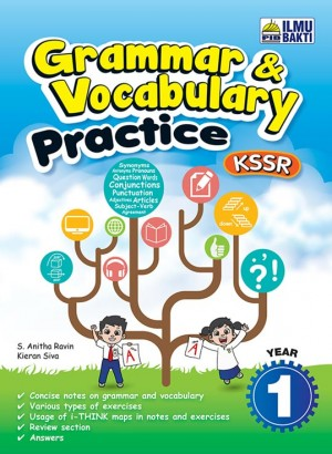 Tahun 1 Grammar & Vocabulary Practice