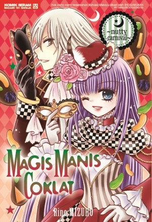 MAGIS MANIS COKLAT: NUTTY CARNIVAL
