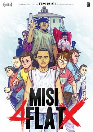 MISI 4 FLAT X
