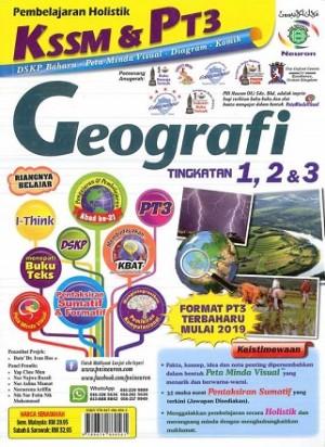 S1-3 P HOLISTIK PT3 GEOGRAFI '19