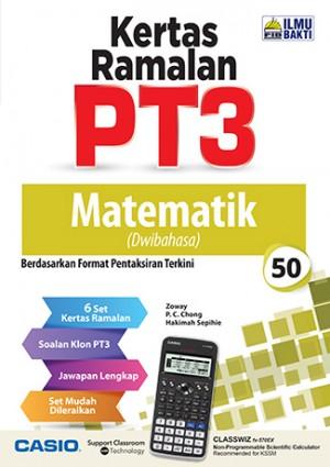 KERTAS RAMALAN PT3 MATEMATIK