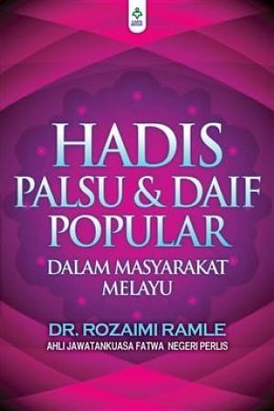 HADIS PALSU & DAIF POPULAR
