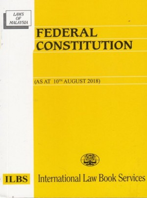 FEDERAL CONSTITUTION (HANDBOOK) (AS AT 1