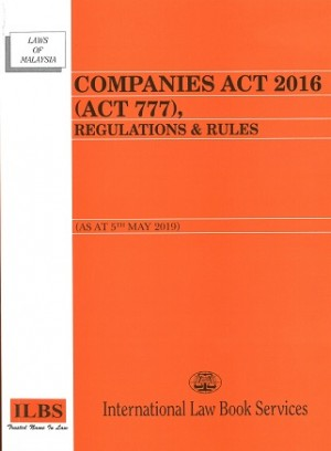 COMPANIES ACT 2016 (ACT 777)