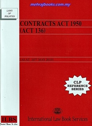 CONTRACTS ACT 1950 (AS DATE MAY'19)